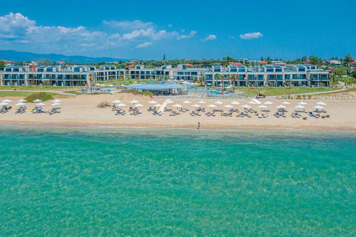 Portes Lithos Luxury Chalkidiki - Am wunderbaren Strand in Griechenland