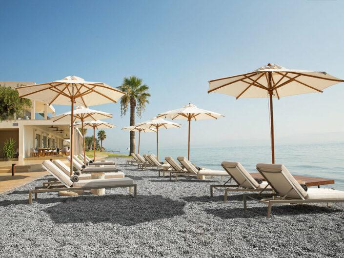 Domes Miramare 5-Sterne - Am Strand