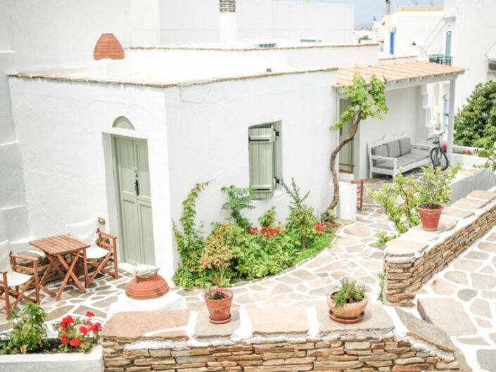 Nastasia Village Naxos - Kleine Balkone und Terrassen