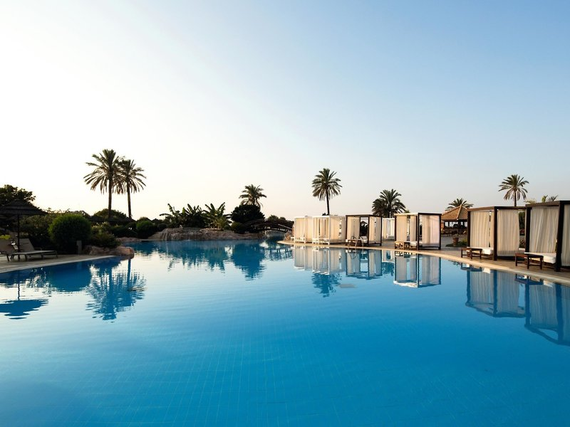 TUI BLUE Atlantica Imperial Rhodos - Tolle Entspannung Double Sunbeds am Pool