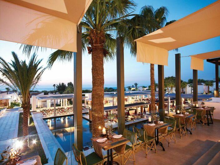 Kinderhotel Rhodos LUX ME - Im Restaurant