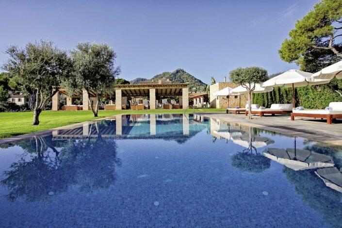 Can Simoneta Mallorca - Am Pool