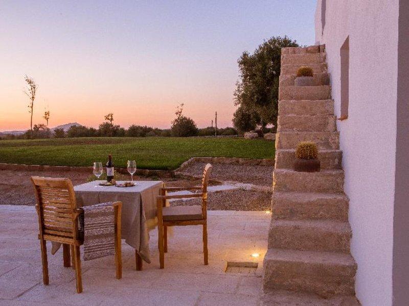 Antic Menorca Erwachsenenhotel - Abends nach dem Dinner