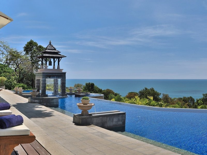 Pimalai Resort Koh Lanta - Pool Feeling mit super Meerblick