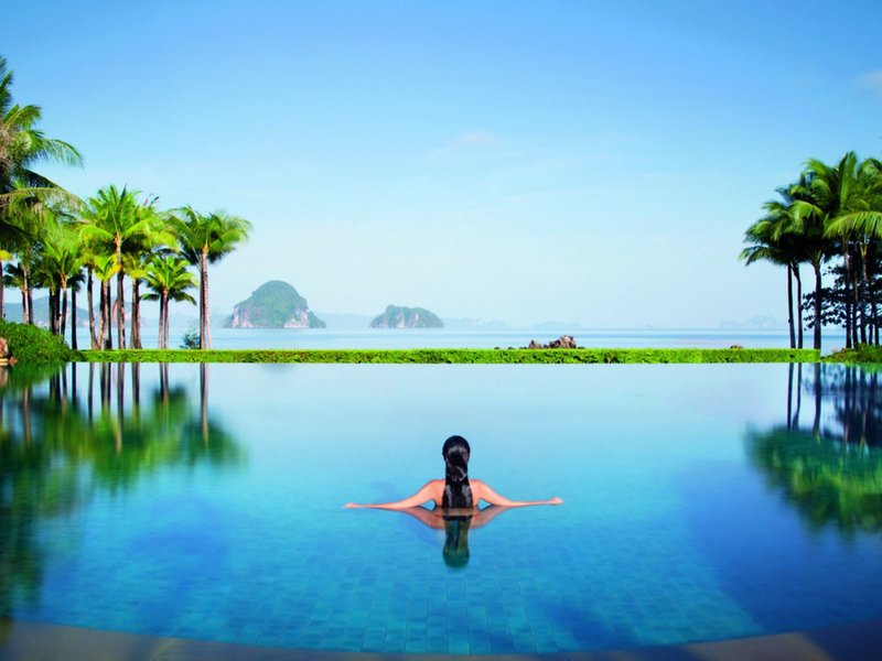 Phulay Bay Thailand - Der prachtvolle Infinitypool