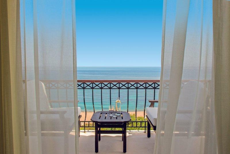 Anassa Luxushotel Zypern - Wohnbeispiel mit Balkon