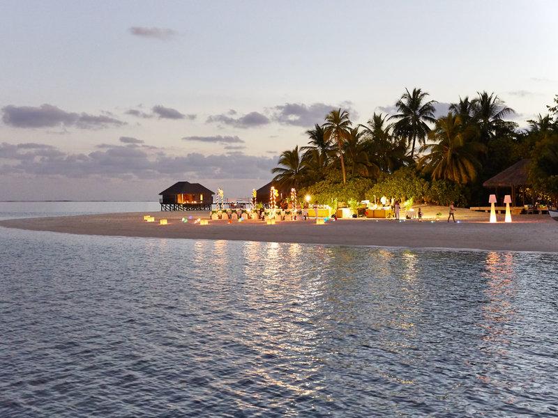 Strandfeeling am Abend