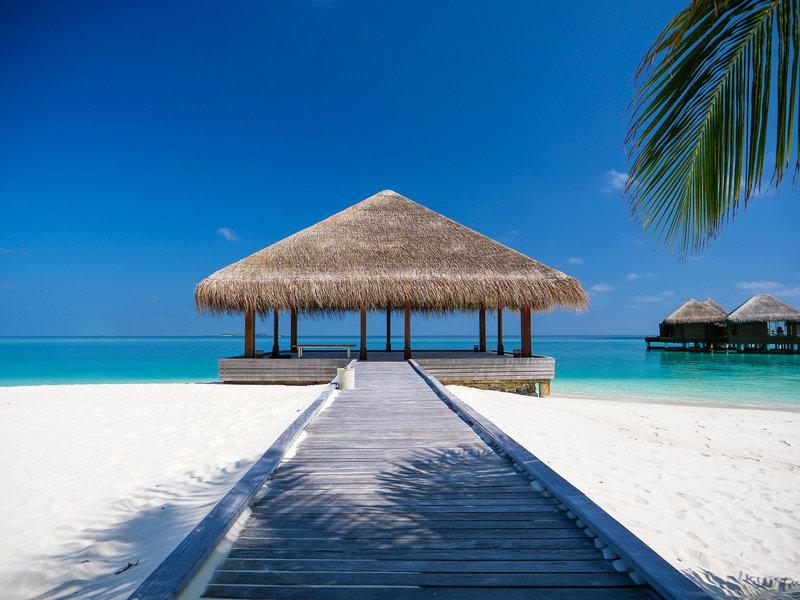 Huvafen Fushi Maldiven - Malediven Feeling