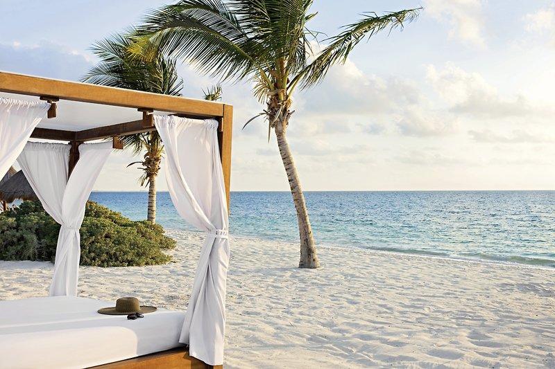 Excellence Playa Mujeres Cancun - Entspannung für Zwei am Strand
