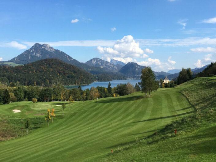 Eine kleine Golfrunde zwischendurch