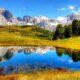 Urlaub in Südtirol - Die Dolomiten Alm Miniflaschen