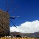 Toller Kykladen Urlaub auf Naxos - Windmühle auf Naxos