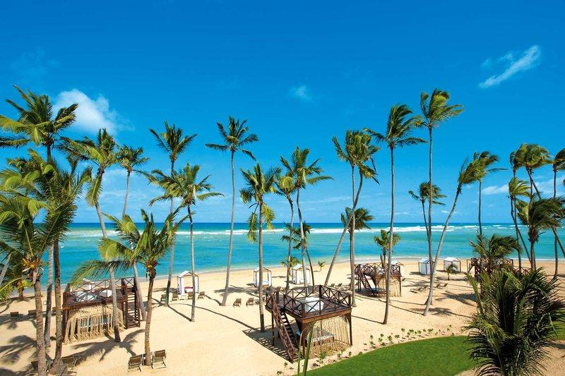 Breathless Punta Cana Dominikanische Republik - Am wunderbaren Strand