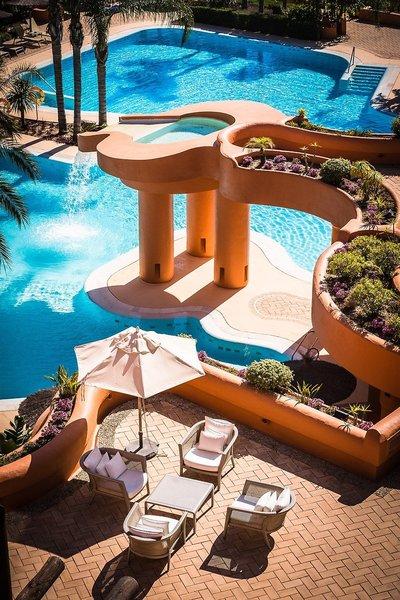 Royal Hideaway Sancti Petri Spanien - Am wunderbaren Pool