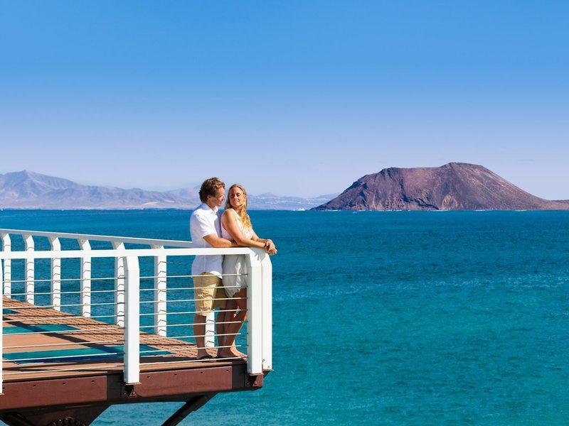 Secrets Bahia Real Fuerteventura - Den wundervollen Blick als Paar geniessen