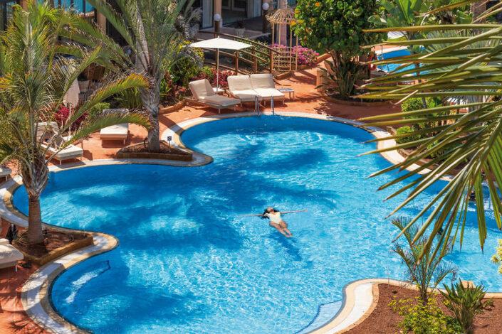 Pool Entspannung