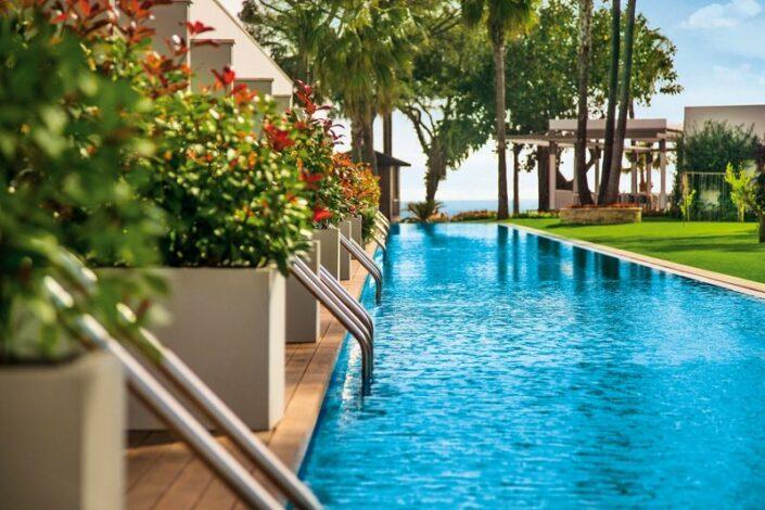 Acanthus Cennet Barut Side - Die Swim Up Pools