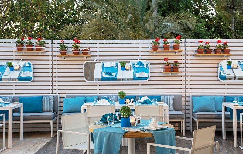 Acanthus Cennet Barut Side - In einem der tollen Restaurants
