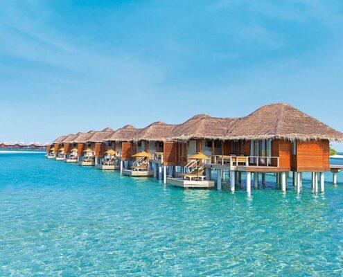 Anantara Veli Resort Kaafu - Die prächtigen Wasservillen