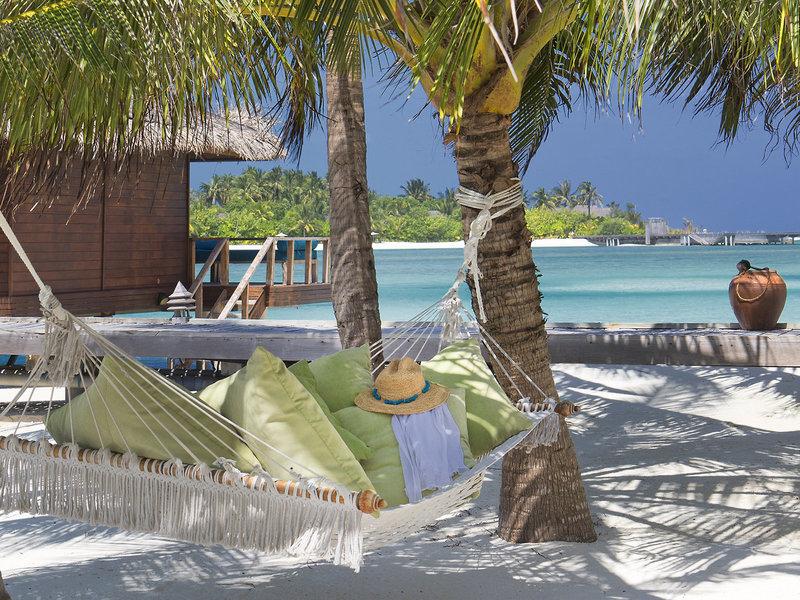 Strand Entspannung in der Hängematte
