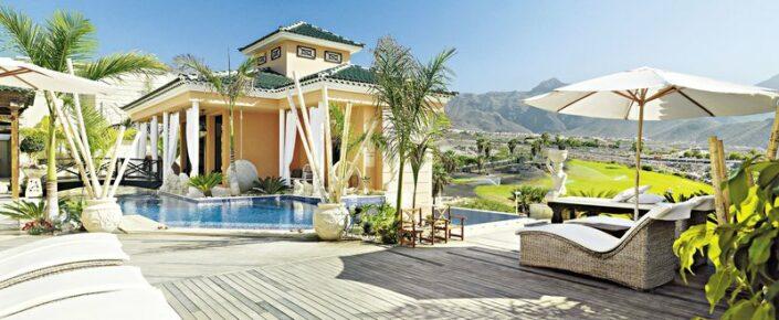 Royal Garden Villas Teneriffa - Entspannung am Pool